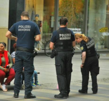 Meine Deine Unsere Polizei Im Hier Und Jetzt V47 Ag Mensch