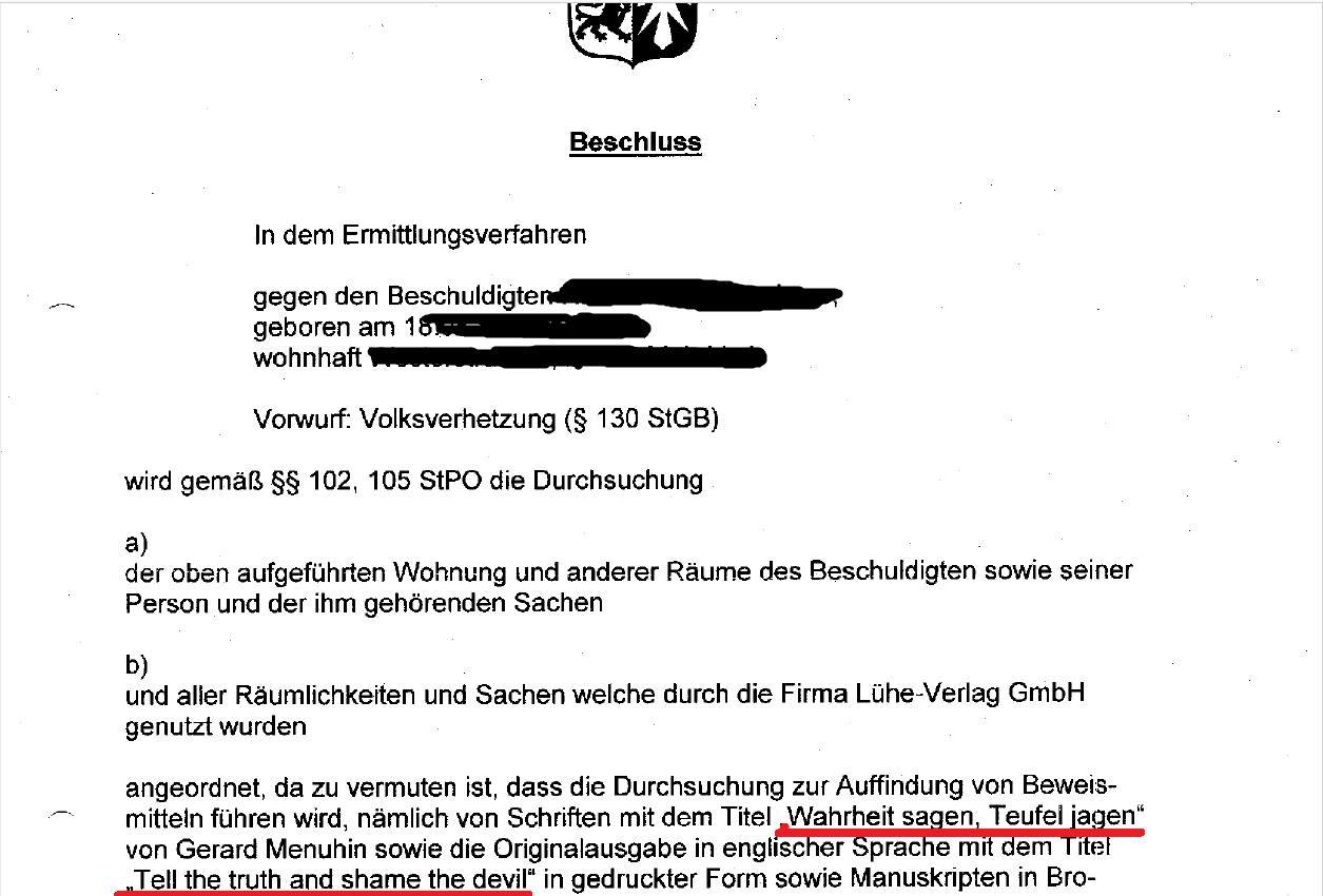 Wahrheit Sagen Teufel Jagen V33 Ag Mensch In Württemberg