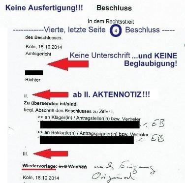Die Täuschung Im Rechtsverkehr 2 Blanko Geschäfte Ag Mensch