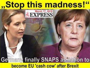 zentrale gegenpartei deutschland